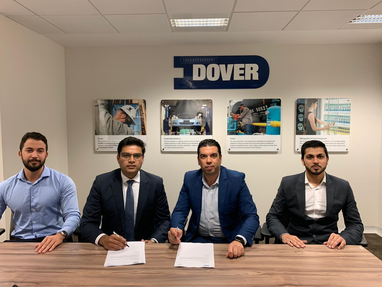 Avanceon and Dover Fueling Solutions Team Up to Offer First End-to-End Retail Fueling Solutions in Pakistan